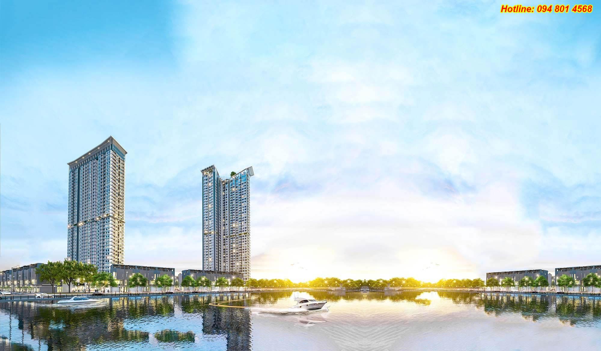 Tổng hợp giá bán chung cư Ecopark năm 2021