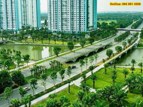 Sở hữu 1 căn hộ Ecopark bạn có trong tay cả thành phố triệu cây xanh